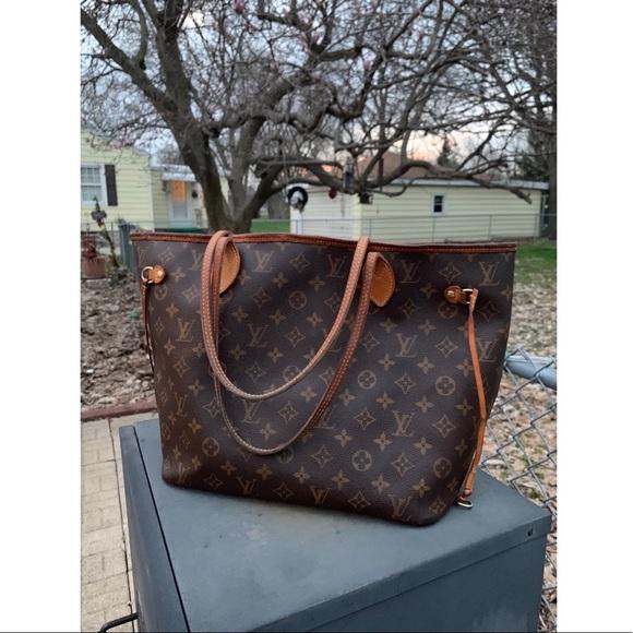 6b4cf745934e Louis Vuitton Handbags - ✨ AUTHENTIC VINTAGE LOUIS VUITTON NEVERFULL ✨